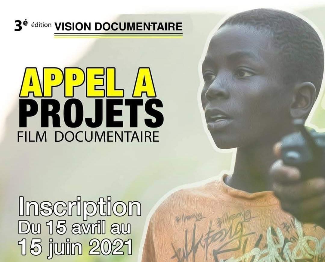 Appel à projets : Festival Vision Documentaire
