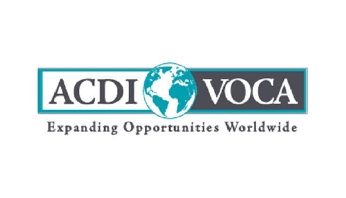 Offre d'emploi : ACDI/VOCA recrute un Conseiller en renforcement des capacités